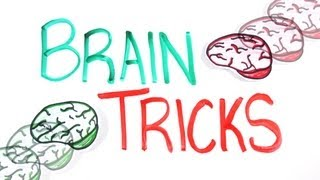 Repeat youtube video Brain Tricks - This Is How Your Brain Works