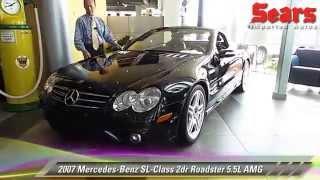 Mercedes Benz SL-Class Sport Edition 2007 Videos
