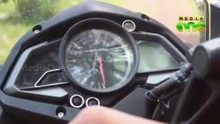 Pulsur 200 AS Test Drive Hot Wheel 27/05/15