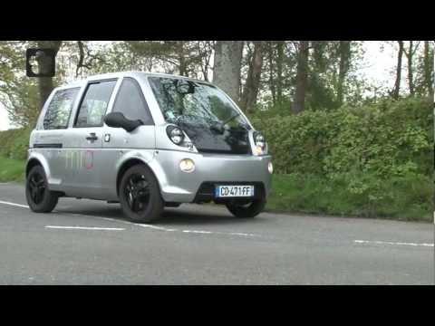 Mia electric vehicles. Motor Trader. Metropolis multimedia