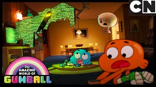 A Haunted House | The Mirror | Gumball | Cartoon Network