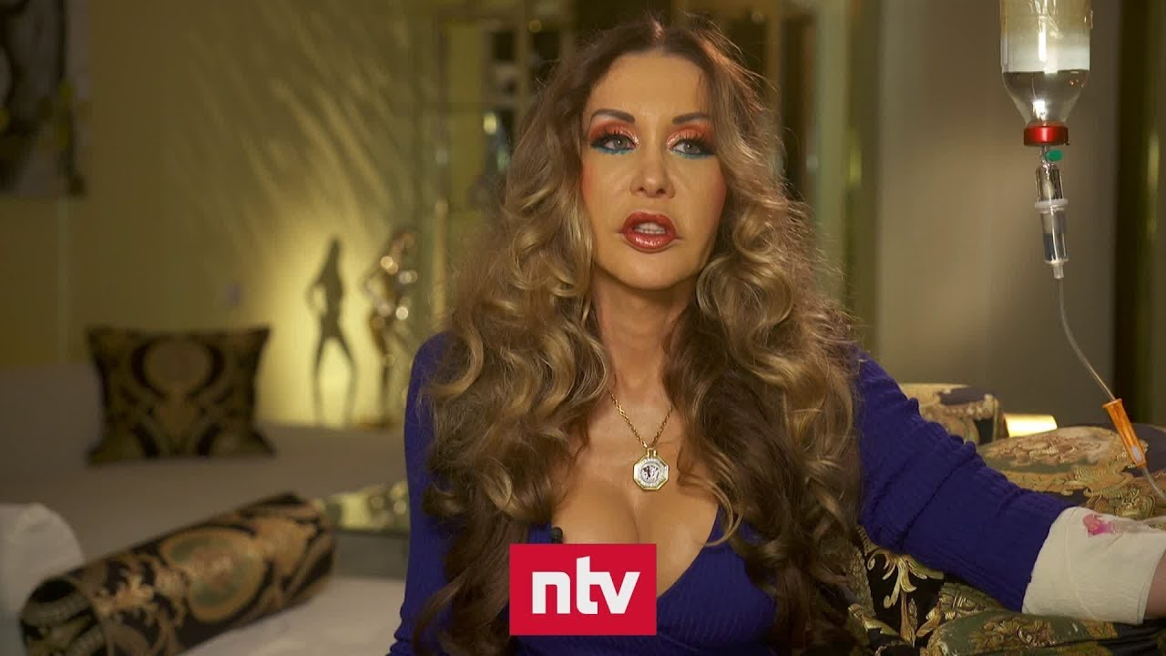 Dolly Buster spricht über quälende Erkrankung | n-tv - YouTube