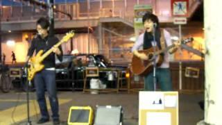 2009・10・8(木) オンスタイル(松本弘平Vocal.Guitar、ヤノイチロウB...