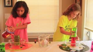 Ep 24 Hot and cold water experiment -- Easy and fun science experiment!