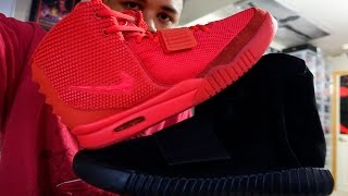 I GOT SCAMMED FOR FAKE YEEZYS!!