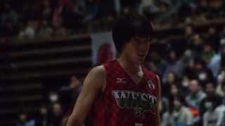 NBL All Star バスケットボール vol.11 五十嵐圭 田臥勇太 湊谷アレクシス.
