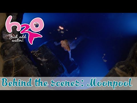 H2O: Just Add Water - Behind the scenes: Moonpool