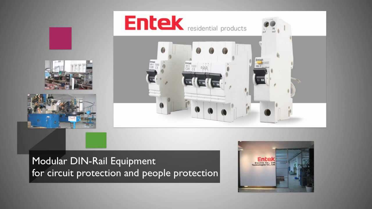 Entek At Industriautomation Hungexpo 2013  Residential