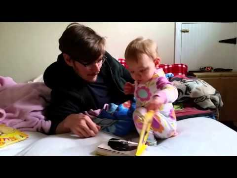 Baby explains why we all love sad music
