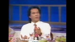Cantor Jessé Em Entrevista (Clodovil Abre O Jogo, 1992)