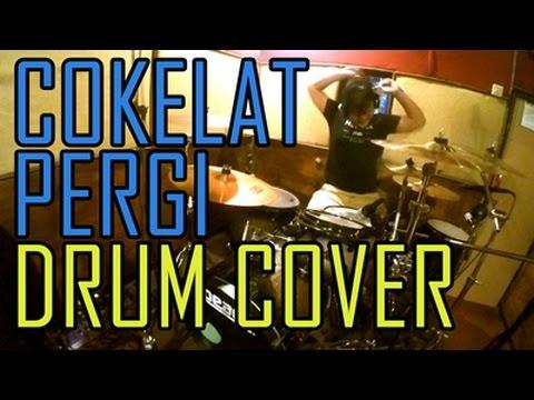 Cokelat - Pergi || Drum Cover