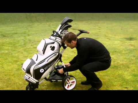 Motocaddy: why it pays to go with a Lithium battery