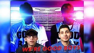 Video GUYS REACT TO GD X TAEYANG 'GOOD BOY' M/V (BIGBANG) download MP3, 3GP, MP4, WEBM, AVI, FLV Agustus 2018