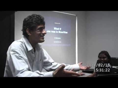 Linux User Group of Mauritius // .mu Domain Presentation Part II