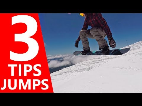 3 Tips to Avoid Common Snowboard Jump Mistakes