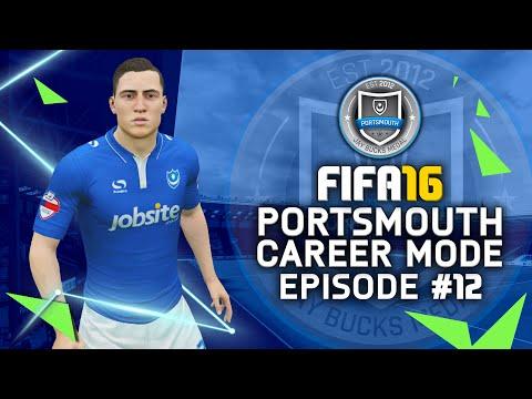 FIFA 16 | Portsmouth Career Mode #12 - KENNY PRINCE SCHWAAB!!! #JayBucksRTGCareerMode