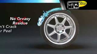 RUST OLEUM WIPE NEW TIRE KIT