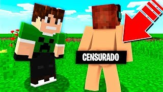 O QUE ESSE MENINO FEZ !! - Minecraft BedWars