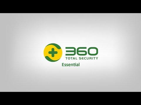 360 Total Security Essential 11.21.19