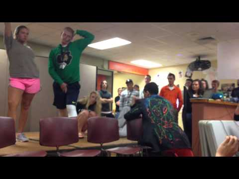 Hypnotist - Union College Homecoming