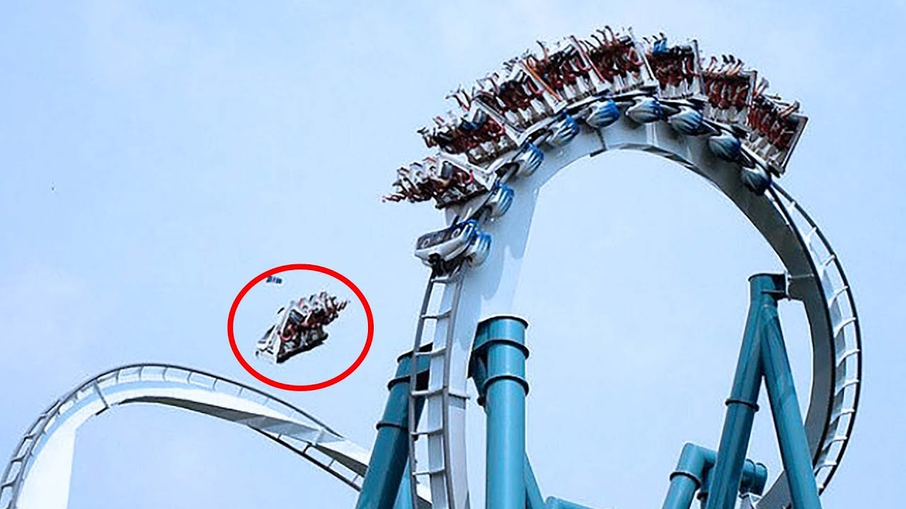 [MUST SEE] Top 5 SHOCKING Roller Coaster Deaths! Tragic ...