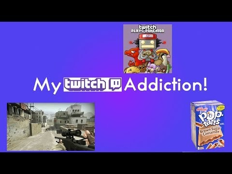 My Twitch Addiction, Poptarts and a New Headset!