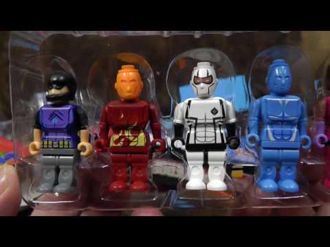 Knock-off Lego Minifigures | Ashens