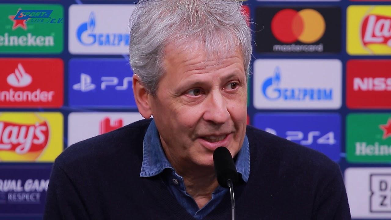 BVB-Pressekonferenz vor dem CL-Spiel gegen Paris