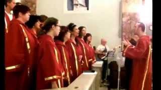 Saint Paul Gospel Choir @ Matrimonio Stefania - Ermanno