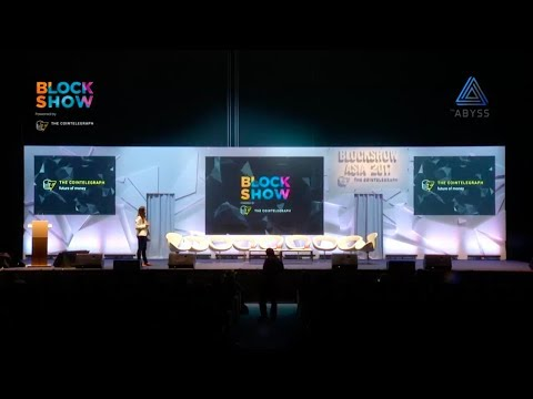 BlockShow Asia 2017, Day 2