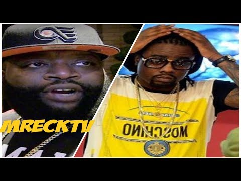 Is Rick Ross Sneak Dissing Wale? Cause He Left MMG For Warner Bros.Questions His Loyalty,+ Diddy