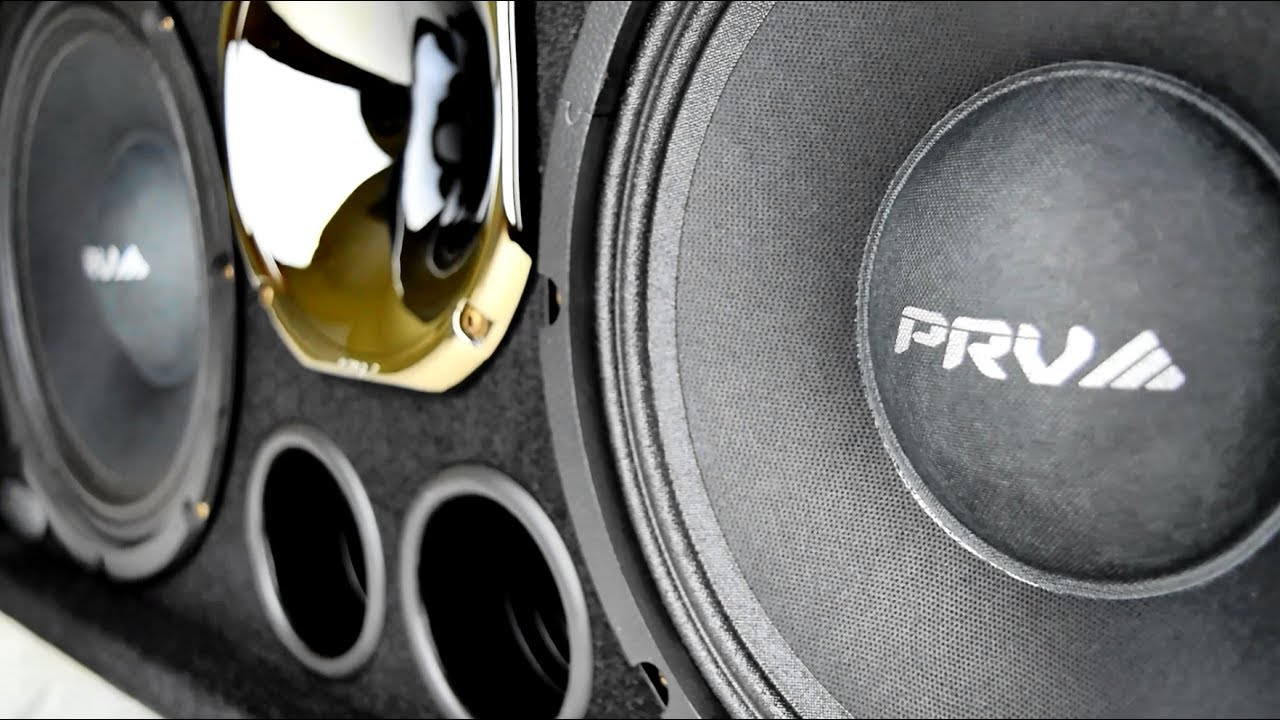 Prv Audio Brazil Prv210 290 Chuchero Loudspeaker Box
