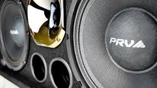 PRV Audio Brazil / PRV210-290 - Chuchero Loudspeaker Box