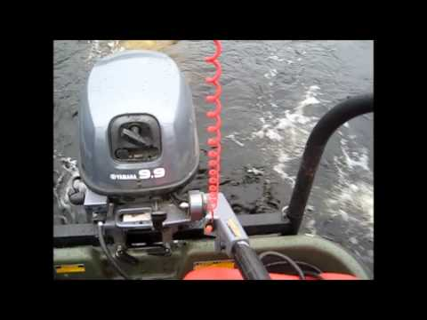 Argo on water w pontoons