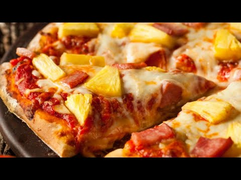 Don't Eat Hawaiian Pizza Again Until You Watch This