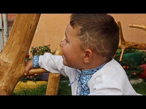 Модные стрижки для мальчиков .Узоры на голове.