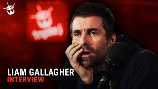 Liam Gallagher on meeting fans and his favourite Aussie bands