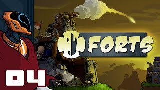 Let's Play Forts - Multiplayer Gameplay Part 4 - PvP!