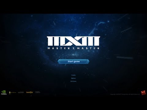 Master X Master Stream - Port Spam and Mini Games