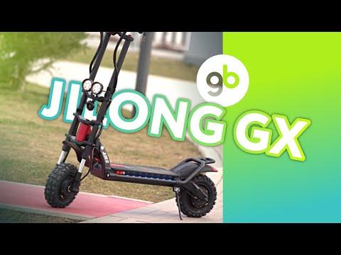 JILONG GX - король бездорожья! Самый мощный, самый проходимый и самый внедорожный самокат 2020 года
