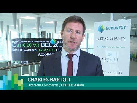 COGEFI Gestion liste des nouveaux fonds sur Euronext Fund Service Paris