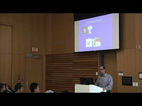 The Use of Antibodies to Treat Autoimmune Disease - Dr. Alan Lazarus