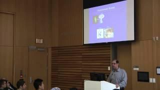 The Use of Antibodies to Treat Autoimmune Disease - Dr. Alan Lazarus