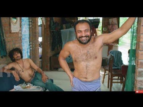Malayalam | Film | Kumbalangi Nights | Soubin Shahir | Dioalogue | Tiktok | Actor | ZubiN boZe