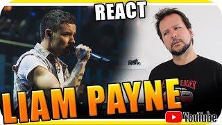 LIAM PAYNE Rita Ora One Direction - Marcio Guerra Reagindo React Reação