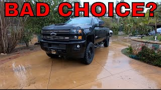 PRO'S AND CON'S ABOUT LEVELING YOUR DURAMAX!!