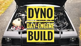 Buick Grand National Dyno Runs | Engine Build Parts