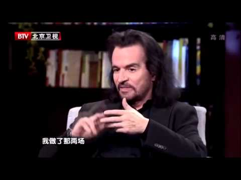 Yanni Interview with Yang Lan 2015 (only the interview)