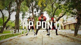 Tip pon it - Sean Paul , Major Lazer - Zumba - Flow Dance Fitness