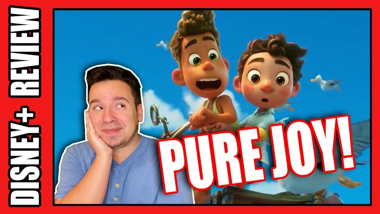 Pixar's LUCA Review - A Perfect Kids' Movie